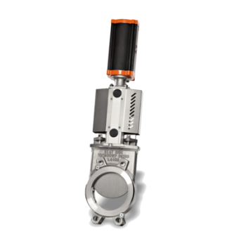 MV Universally applicable Knife Gate Valve