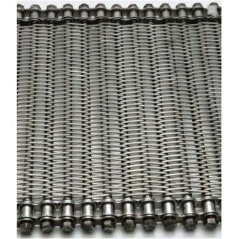 GTK 200 - 2 Wire Mesh Conveyor Belt - For the mining industry - heavy loads