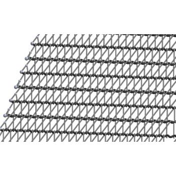 SDAO Wire Mesh Conveyor Belt
