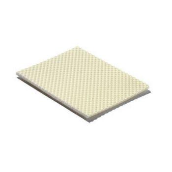PVC Conveyor belt - for fruits and vegetables - ALPHA 10PN - 2,4 mm