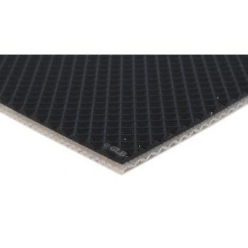 2-Ply Black IP Conveyor Belt