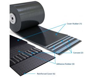 Conveyor Belt Structure