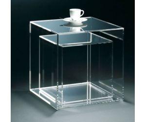 Transparent Plastic Structures