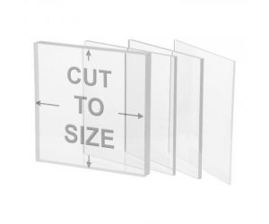 Cut-to-size Plastic Sheets and Rods