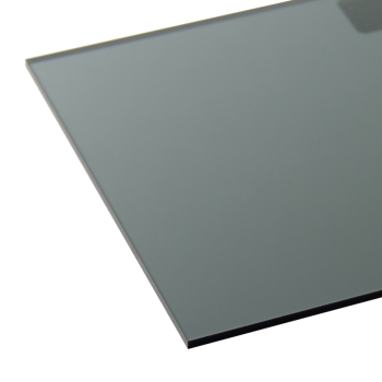 Polycarbonate sheet - solar grey
