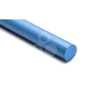POM-C Polyacetal rods - 10% PTFE filled