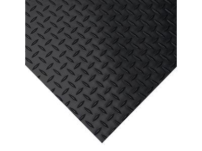 Diamond pattern PVC flooring