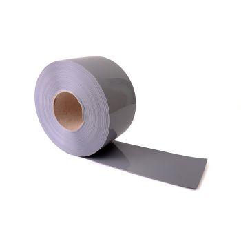 Grey PVC strip roll