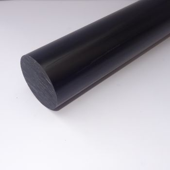 Polyethylene PE 300 / PE-HD rods