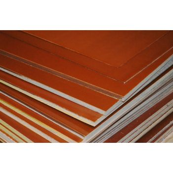 Phenolic paper laminate - getinax sheets - class XX
