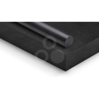 PEEK ESD Electrically Conductive rods