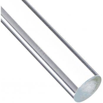 Clear Cast Acrylic Round PMMA Rod