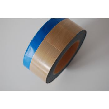 PTFE coated glass Tape - with Acrylic adhesive - 0.13 mm