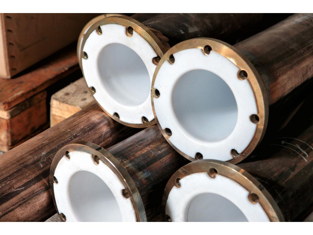 Ptfe Pipe Lining