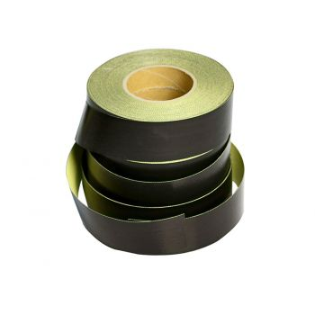 Anti-Static PTFE coated glass Adhesive Tape - 0.08 mm
