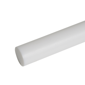 PTFE rods with PFA