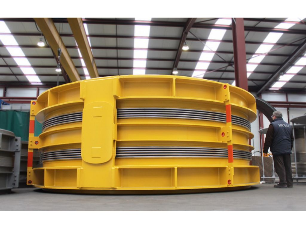 Hinged & Lateral Metal expansion joint