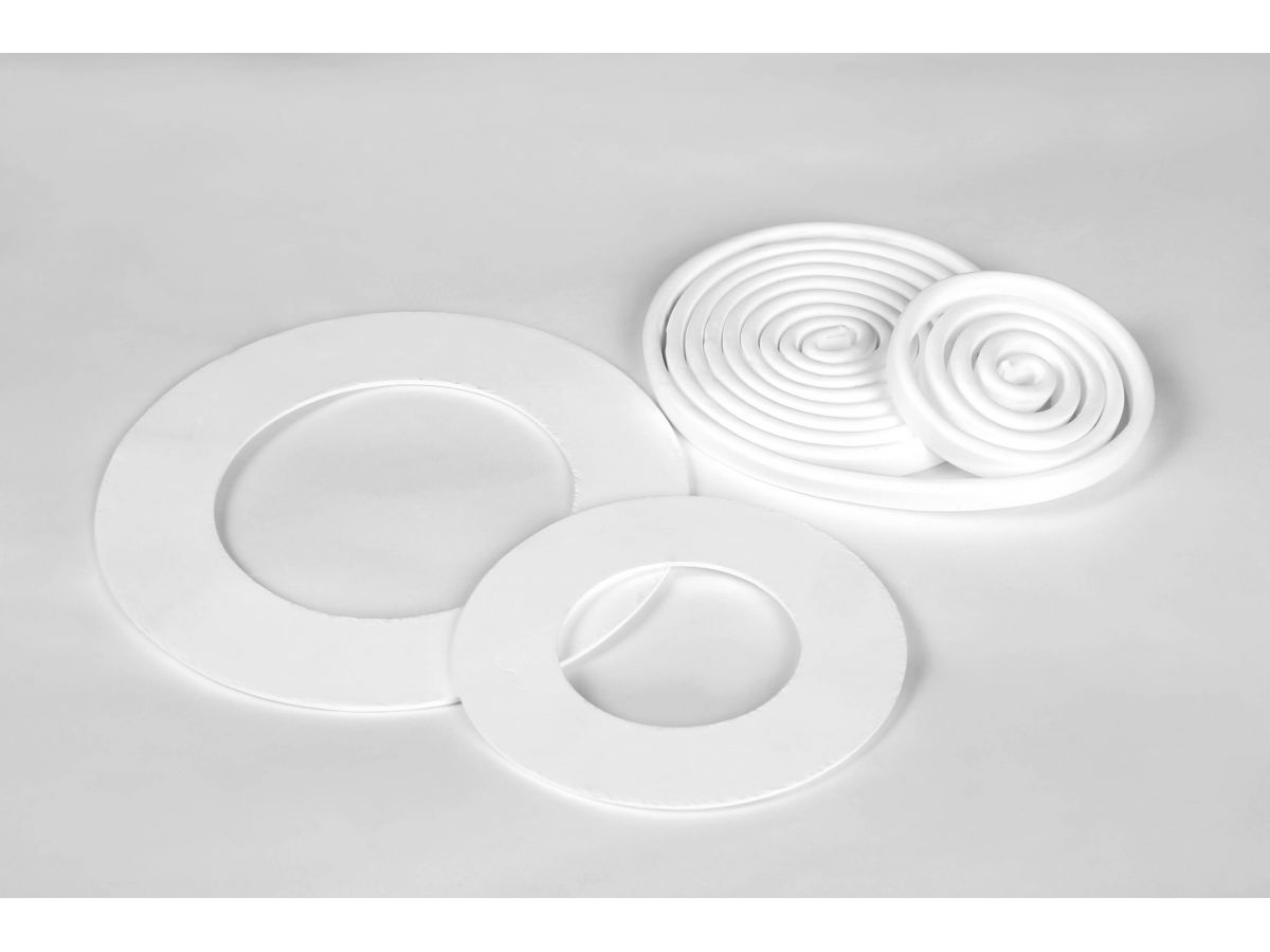 & Expanded PTFE gaskets
