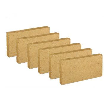 High-Alumina Brick - up to 1735°C - 20mm thickness