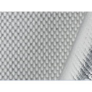Glass Fabric with aluminium foil