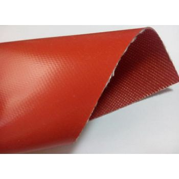 Silicone coated Glass Fabric - GTK08880B - 0.8 mm - 880g per m2 - double coated