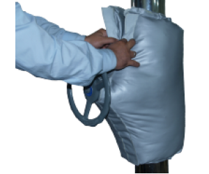 Removable jacket insulations