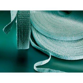 Calcium-silicate insulation tapes