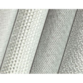 Thermo-e-glass Fabric with V4A wire  / 550°C