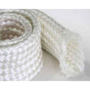 Texturized Fiberglass Braided Cable Sleeving
