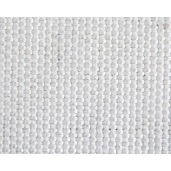 1000g m2 Texturized Woven Glass Fiber Cloth Steel Wire Reinforced