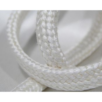 Heat Resistant Wire Fire Sleeves - High Temp Texturized Silica Fiber