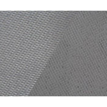 737g m2 High Silica Fiber Heat Resistant Clothing With Wet Silicone Coating On Both Sides