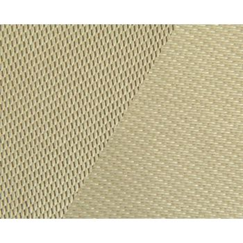 907g m2 Silica Fiber Heat Resistant Cloth With PU Coating On Both Sides