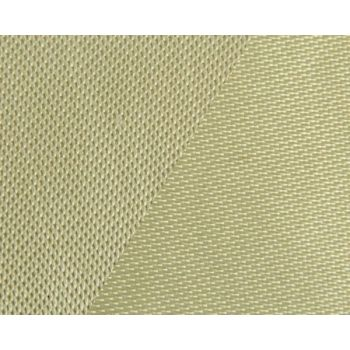 500g m2 Silica Fiber Heat Resistant Cloth With PU Coating On Both Sides