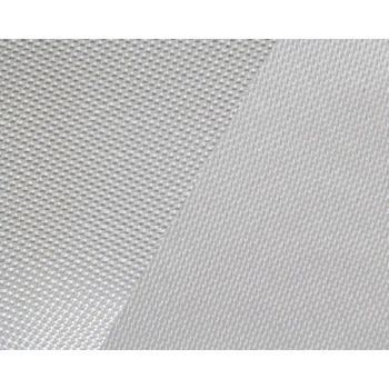 500g m2 High Silica Fiber Heat Resistant Cloth With PU Coating On Both Sides
