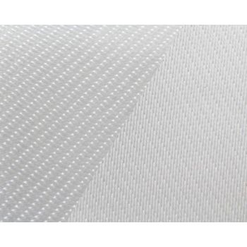 907g m2 High Silica Fiber Heat Resistant Cloth With PU Coating On Both Sides