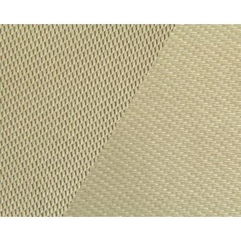 907g m2 Silica Fiber Heat Resistant Cloth With Vermiculite Coating On Both Sides