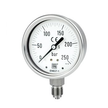 Process industry pressure gauge type MGS18 DN63