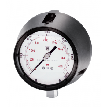 Process industry pressure gauge type MGS32 DN125