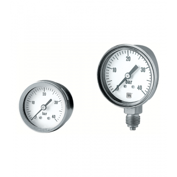 Process industry pressure gauge type MGS18 DN40-50