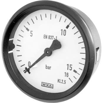 Beverage industry pressure gauge Model 111.26