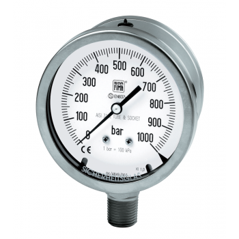 Process industry pressure gauge type MGS20 DN100-150