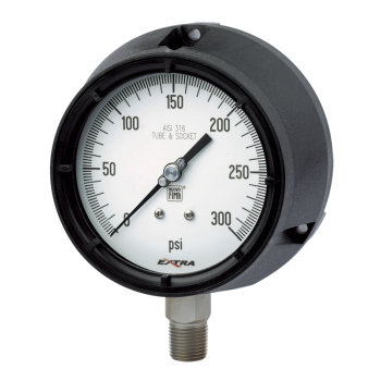 Process industry pressure gauge type MGS30/EXTRA DN125