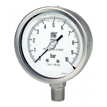 Process industry pressure gauge type MGS18 DN100-150