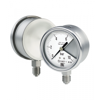 Process industry pressure gauge type MGS20 DN63