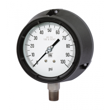 Process industry pressure gauge type MGS30 DN125