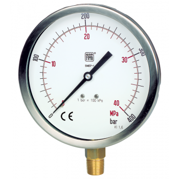 Standard Pressure Gauge type MS1 DN150