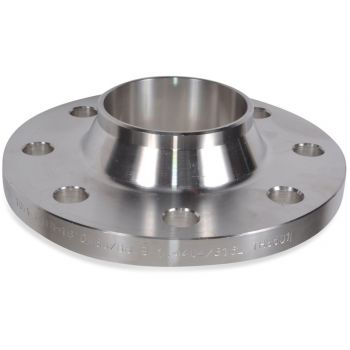 Welding neck stainless steel flanges DIN / PN40