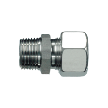 DIN2353 Cutting ring - BSP - Taper - SC - Male Stud Couplings