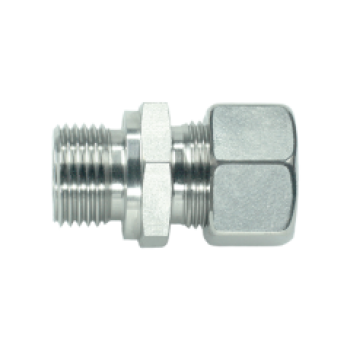 DIN2353 Cutting ring - Metric - Parallel - B SC - Male Stud Couplings - S-Series